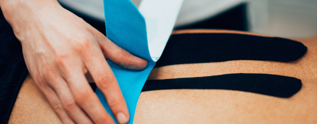 kinesio taping advantage rehab inc